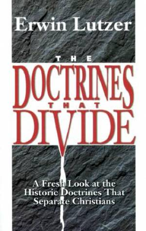 Doctrines That Divide The Pb