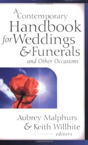 A Contemporary Handbook for Weddings and Funerals