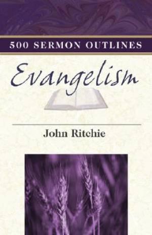 500 On Evangelism Pb
