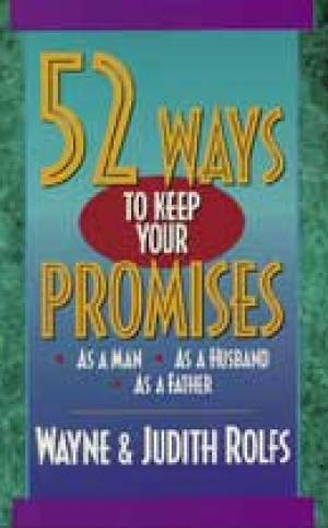 52 Ways to Keep Promises