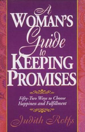 Womans Guide To Keeping Promises Pb