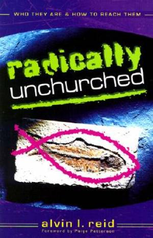 Radically Unchurched Pb