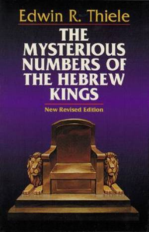 Mysterious Numbers Of The Hebrew Kings T