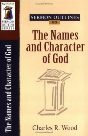 Names And Character Of God