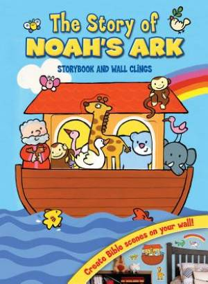 Story Of Noahs Ark Wall Clings