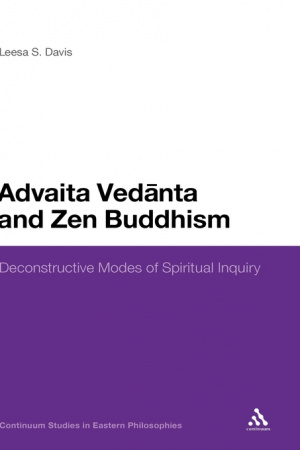 Advaita Vedanta and Zen Buddhism