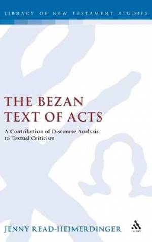 The Bezan Text of Acts