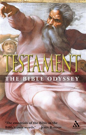 Testament: The Bible Odyssey: Paperback