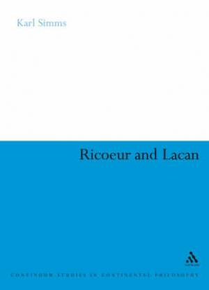 Ricoeur and Lacan