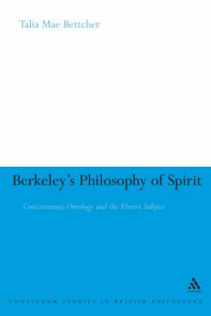 Berkeley's Philosophy of Spirit