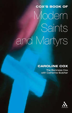 Cox's Book of Modern Saints and Martyrs