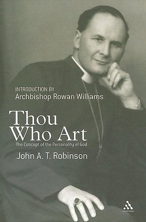 Thou Who Art: The Concept of the Personality of God
