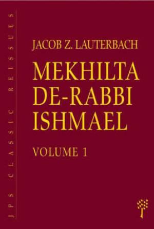 Mekhilta De Rabbi Ishmael