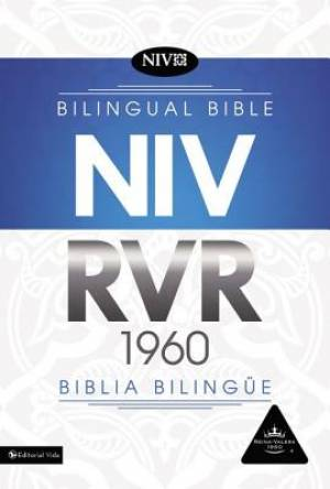 RVR 1960/NIV Bilingual Bible - Biblia biling