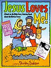 Jesus Loves Me Colouring Book