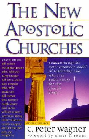 New Apostolic Churches, h/b The