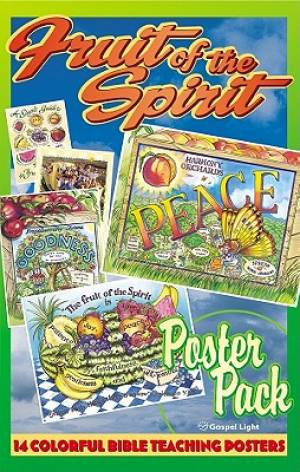 Fruit of the Spirit Poster Pack