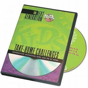 Take-Home Challenges CDRom