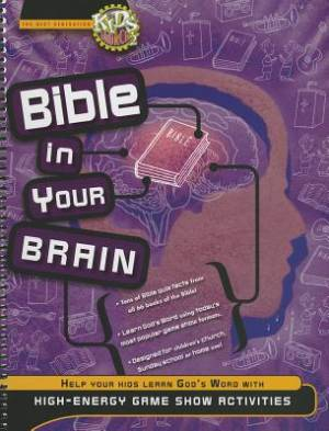 Bible in Your Brain Activity Bk