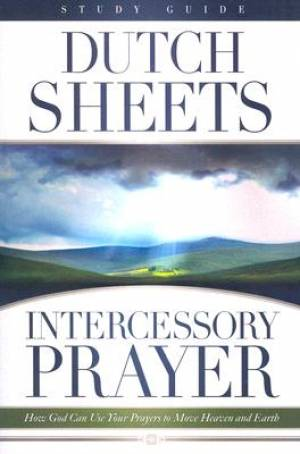 Intercessory Prayer Study Guide Pb