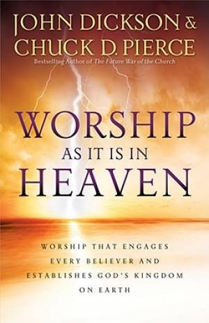 Worship As It Is In Heaven Pb