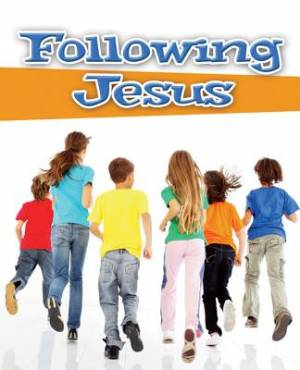 Following Jesus Discipleship Booklet Pac