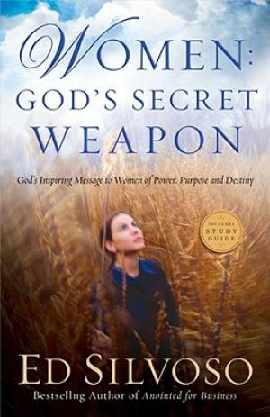 Women Gods Secret Weapon Pb