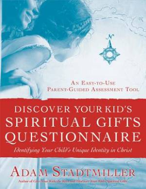 Discover Your Kids Spiritual Gifts Quest