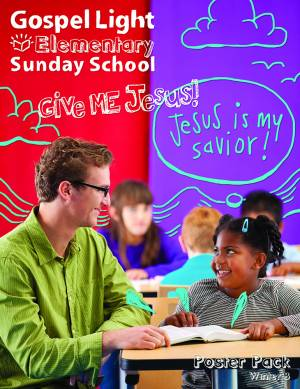 Bible Teaching Poster Pack