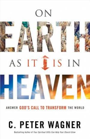 On Earth As It Is In Heaven Pb