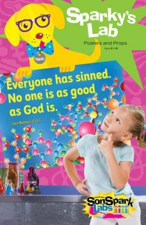 VBS2015 Sparkys Lab Posters&Prop