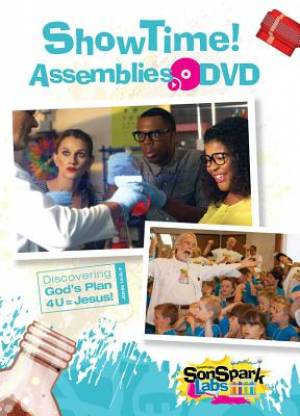 VBS2015 ShowTime Assemblies DVD