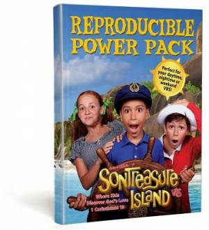 SonTreasure Island Reprod Pack