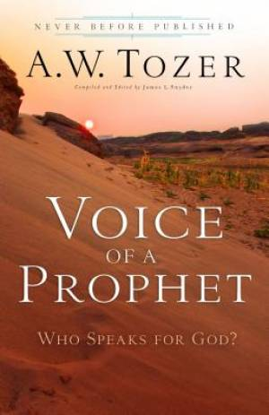 Voice Of A Prophet Pb