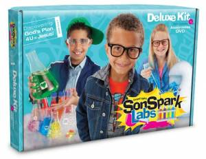 VBS2015 SonSpark Lab Deluxe Kit