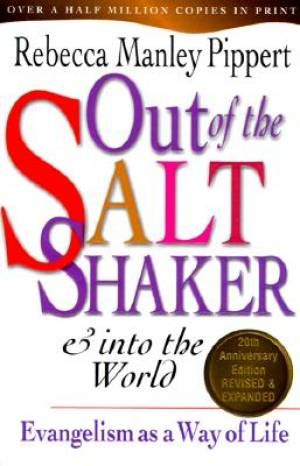 Out Of The Saltshaker And Into The World