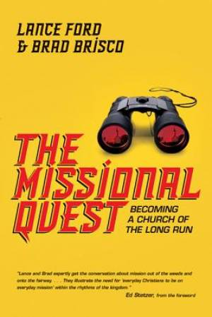IVPUSA: The Missional Quest