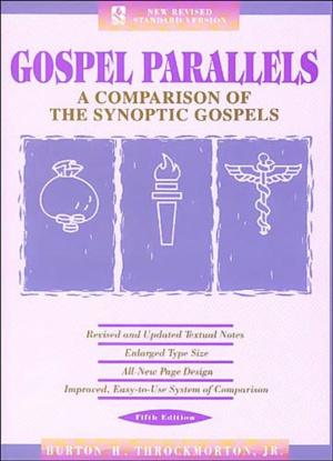 NRSV Gospel Parallels: Hardback