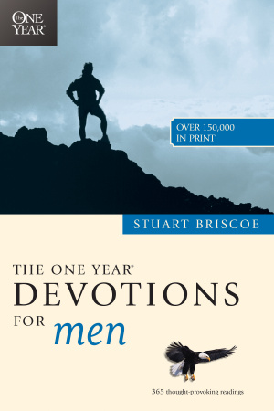 One Year Book of Devotions for Men