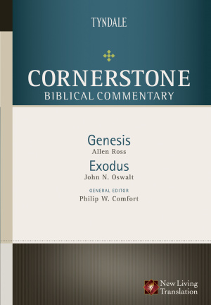 Genesis, Exodus : Vol 1 : Cornerstone Biblical Commentary