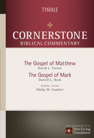 Cornerstone Biblical Commentary: Matthew -- Mark