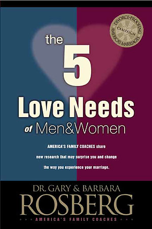 The 5 Love Needs of Men & Women