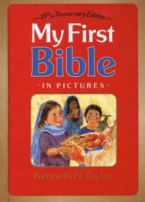 My First Bible In Pictures With Handle