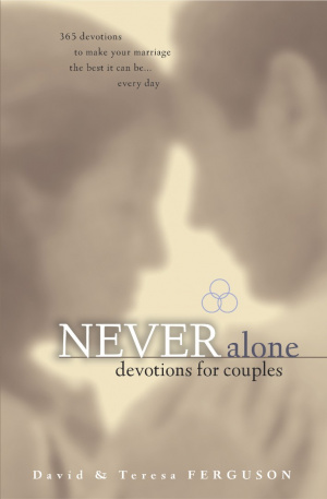 Never Alone: Devotions for Couples
