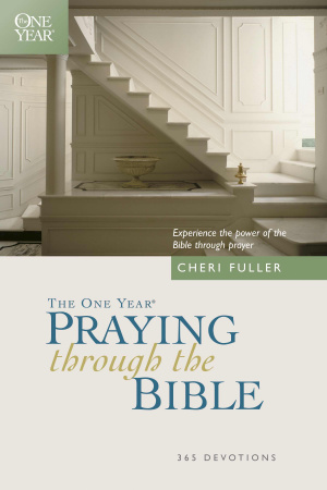 The One Year Book of Praying Through the Bible: 365 Devotions