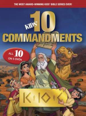 Kids Ten Commandments The Complete Collection