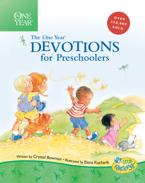 1 Year Devotions For Preschoolers