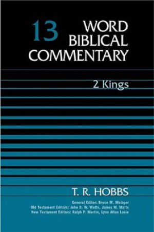 2 Kings: Volume 13