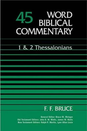 1 & 2 Thessalonians: Volume 45