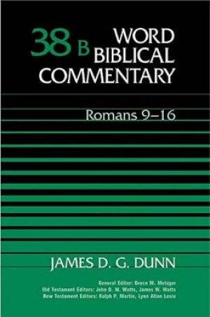 Romans 9-16: Volume 38b